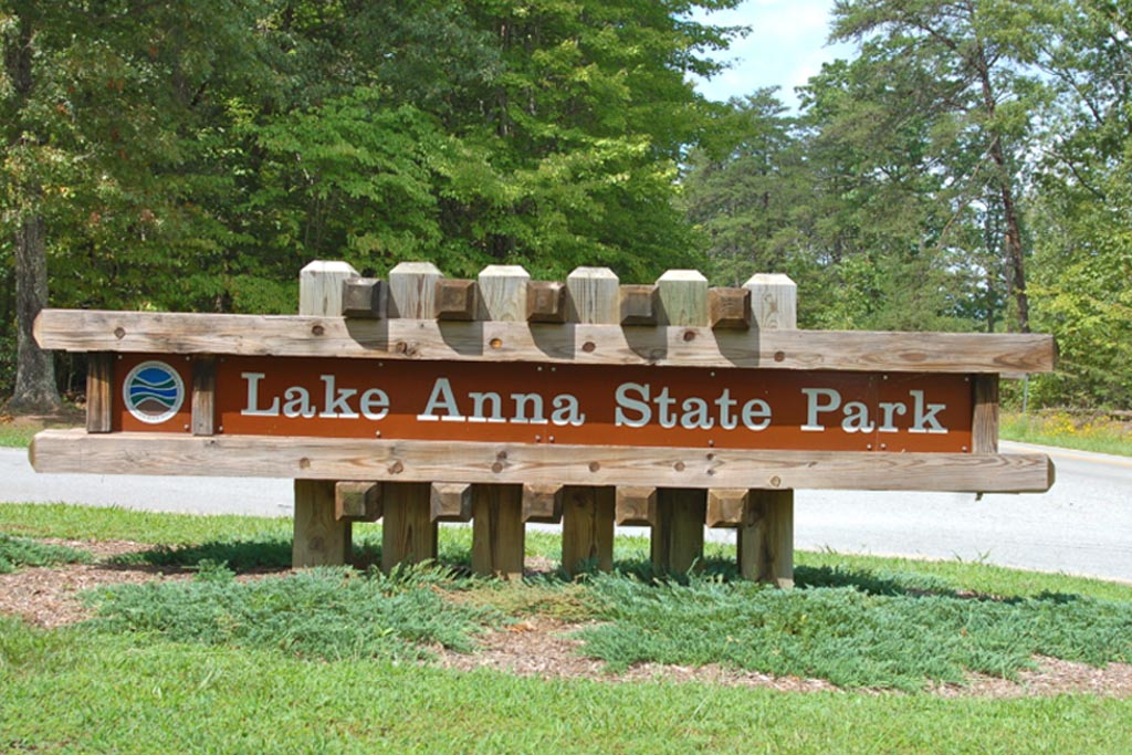 Cycling Lake Anna