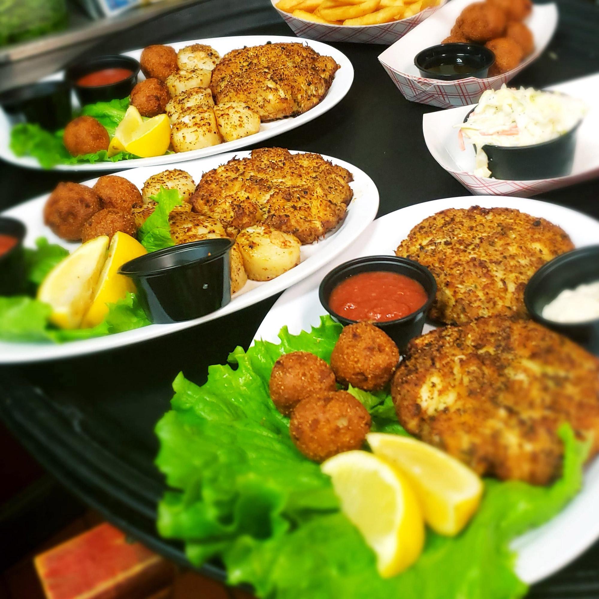 tims at lake anna seafood