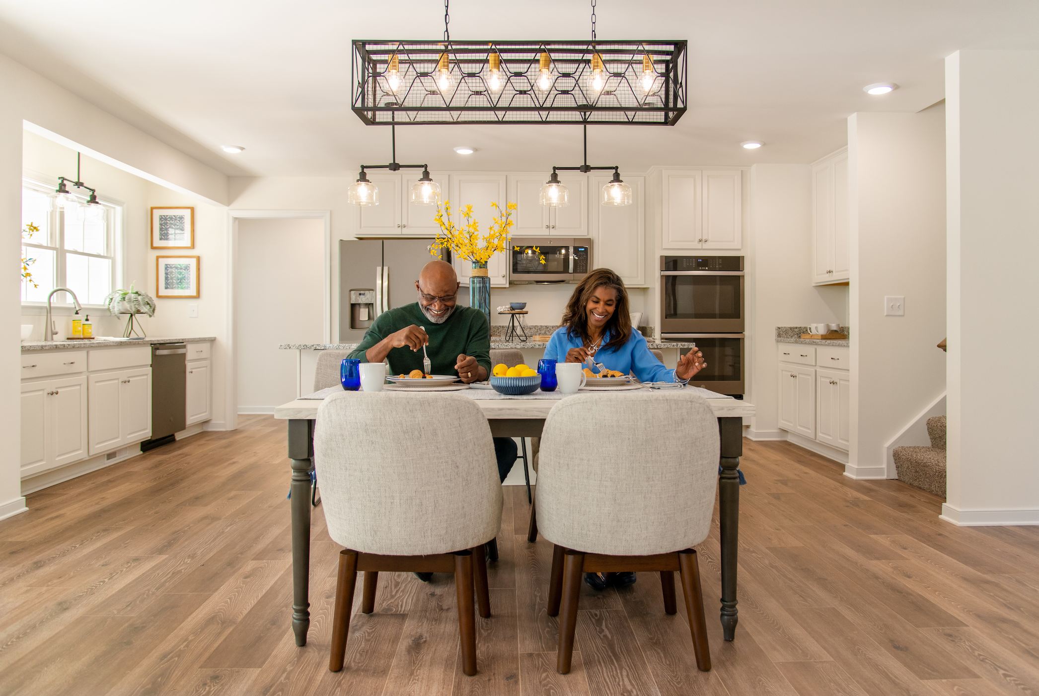 mitchell homes dining