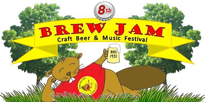 Brew JAM Craft Beer & Music Festiva